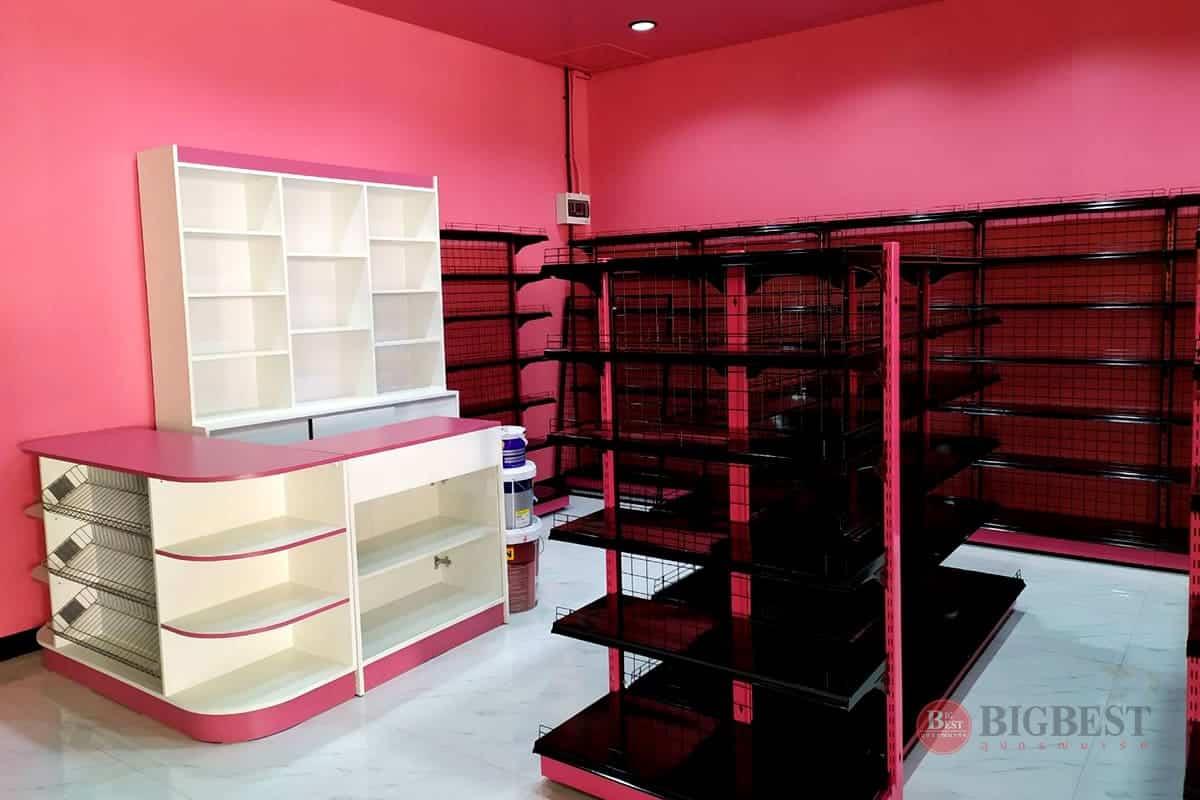 Store shelf style