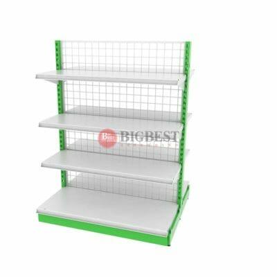 shelf Green convenience shop