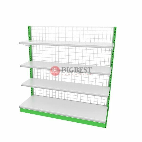 shelf Green convenience store