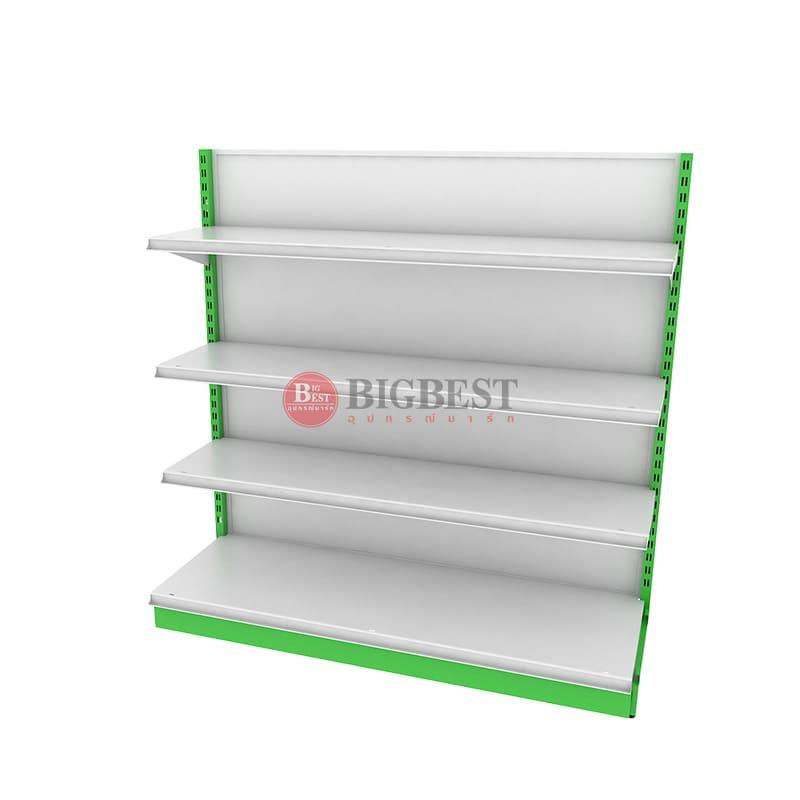 shelf Green for minimart