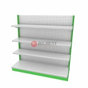 shelf Green for store