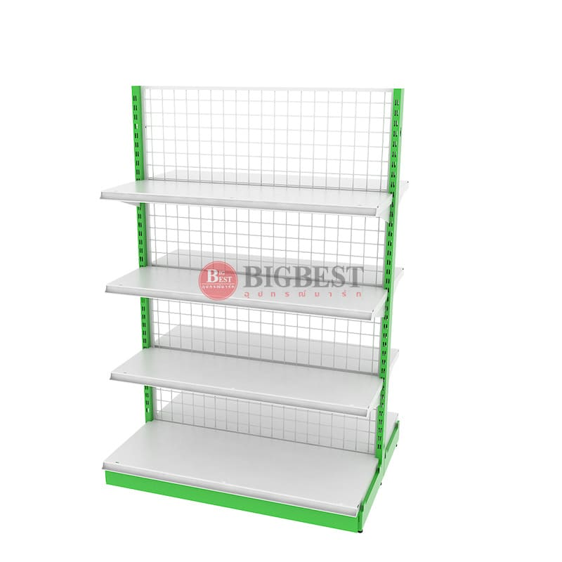shelf Green general store