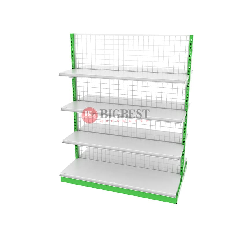 shelf Green maket