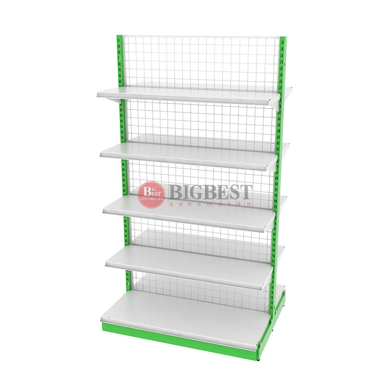 shelf Green shelving