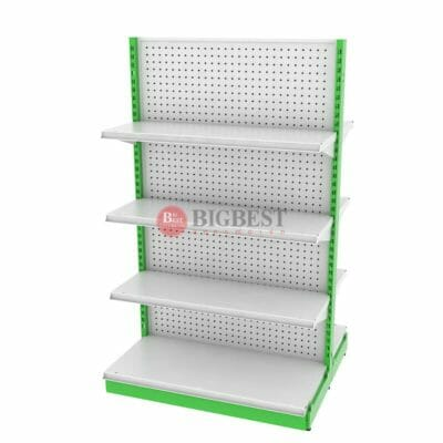 shelf Green store shop fore sell