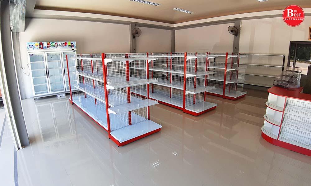 ร้านขายของชำในตึก 2 คูหา